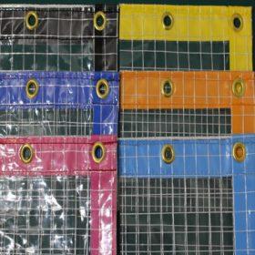 補強カラーテープ加工