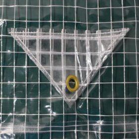 三角ピケット加工