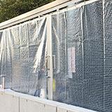 糸入り透明ビニールカーテン・シートの特徴について