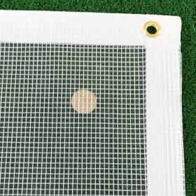 【耐熱120℃】耐熱糸入り透明ビニールカバー・シート