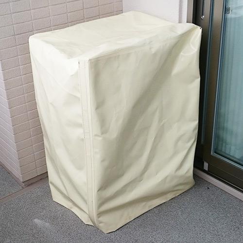 神奈川県川崎市|製作事例|雨よけカバー(前面開閉タイプ)