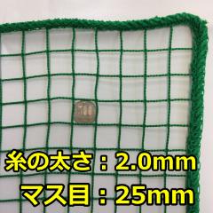 【SALE限定サイズ / カラー:ブラック】 NET440T/36本/25mm