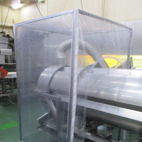 栃木県栃木市|製作事例|機械カバー