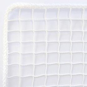 【SALE限定サイズ / カラー:ホワイト】 760T/11本/25mm 防炎ネット