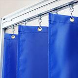 機能性ビニールカーテンの特徴と選び方